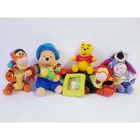 Герои мультфильма Винни и его друзья Disney