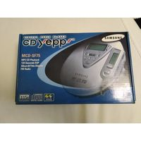 CD Плеер - Samsung MCD-SF75