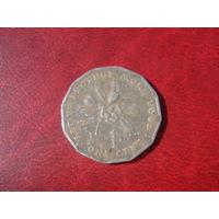 1 цент 1975 год Ямайка (ФАО)