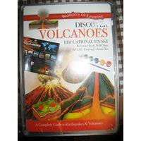 Набор для изготовления и опытов с вулканом в жестяной коробке, со справочником и плакатом на английском языке Размер коробки 23,5х17,5х6,5 см В наборе есть все необходимое для того чтобы сделать Вулка