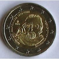 2 евро 2019 Греция Манолис Андроникос