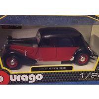 Машинка металлическая Burago.