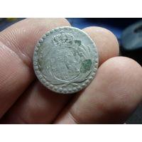 10 грошей 1813 года. Варшавское герцогство (1807-1815)