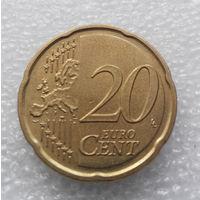 20 евроцентов 2014 Латвия #03