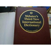 Словарь Вебстера (Уэбстера) 1993 на английском толковый