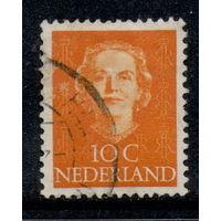 Марка Нидерланды 10С