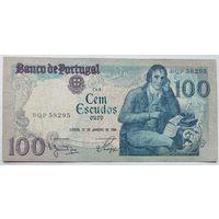 Португалия 100 Эскудо 1984, VF, 693