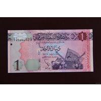 Ливия 1 динар 2013 UNC