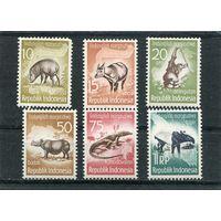 Индонезия. Охраняемые виды фауны. Вып.1959