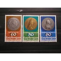 Лихтенштейн 1978 Монеты (4)