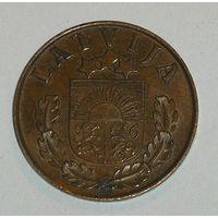 Латвия 2 Сантимa 1939 (19)