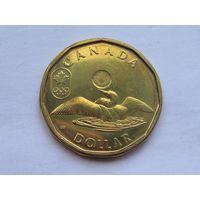 """Канада 1 доллар 2012 """"ЛОИ в Лондоне"""""""