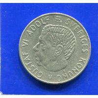 Швеция 1 крона 1972