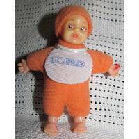 Кукла пупс в одежде