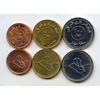 Ирак НАБОР 3 монеты 25,50,100 динаров 2004 UNC