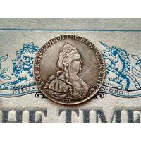 Монета РИ, 1 рубль 1783.
