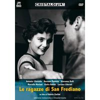 Девушки из Сан Фредиано / Le ragazze di San Frediano / The Girls of San Frediano (Валерио Дзурлини / Valerio Zurlini)  DVD5