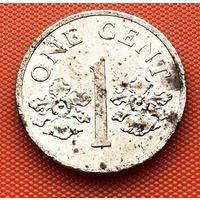 125-27 Сингапур, 1 цент 1995 г.