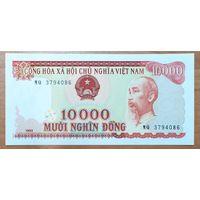 10000 донгов 1993 года - Вьетнам - UNC