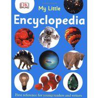 Детская энциклопедия на англ. языке My Little Encyclopedia