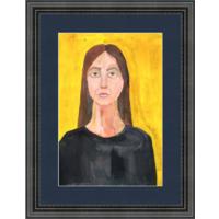 Картина Портрет молодой девушки