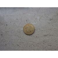 Монета коллекционная Бельгия*