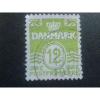 Дания 1952 цифра