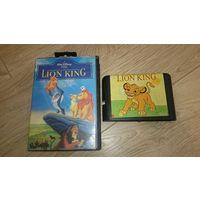 Disney: The Lion King (Король Лев) Игровой картридж для SEGA