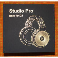Профессиональные наушники с микрофоном для DJ OneOdio