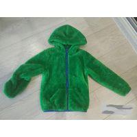 Пушистая курточка - худи H&M