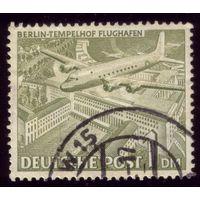 1 марка 1949 год Западный Берлин 57