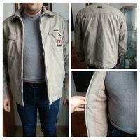 Куртка на весну на утеплителе р52-54