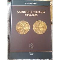 """Каталог монет """"Coins of Lithuania 1386-2009"""""""