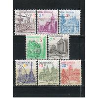 Чехия 1993-4 Города
