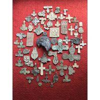 Сборный лот интересных фрагментов-запчастей пластики с рубля!