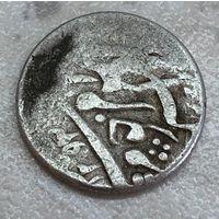Таньга конец XIX в. Бухара Бухарский эмират (3) Ag