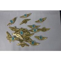 Знак бортпроводника, стюардесса Аэрофлот СССР
