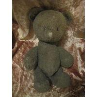 Мишка . Медведь СССР шарнирный .40 см. Опилки