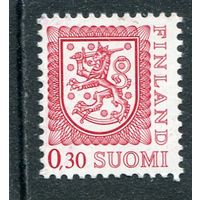 Финляндия. Стандарт. Герб 0.30