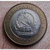 Ангола. 5 кванза 2012 г.
