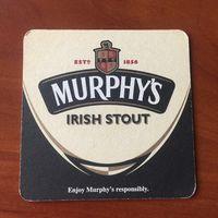 Подставка под пиво Murphy's No 9
