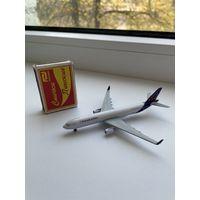 Модель самолета Brussels Airlines
