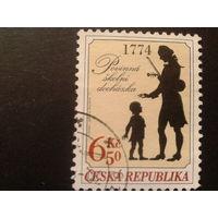 Чехия 2004 обучение музыке принцессы Австро-Венгрии Марии Терезе