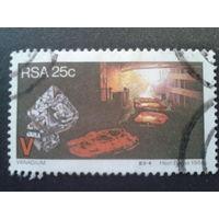 ЮАР 1984 минерал- ваннадий