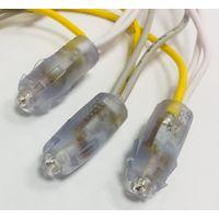 БЕЛЫЕ ((Цена за 10 штук)) 0.1 Вт. Модуль светодиодный. Пиксельные светодиоды RFK9