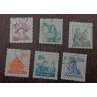 Производство и другие темы. Китай. Дата выпуска: 1953-03-25. Полная серия
