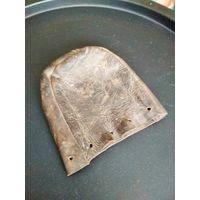Кошелёк, до 1939, мешочек для медяков (монет), кожа, кошелёк, сумочка, шнуровка