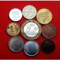 9 монеток - 9 стран. #88 Старт с 10 копеек