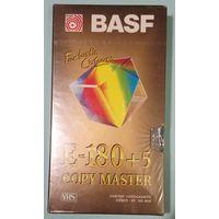 Видеокассета BASF Хром Полупрофессиональная E-180+5