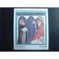 Италия 2008 папа Сикст 5